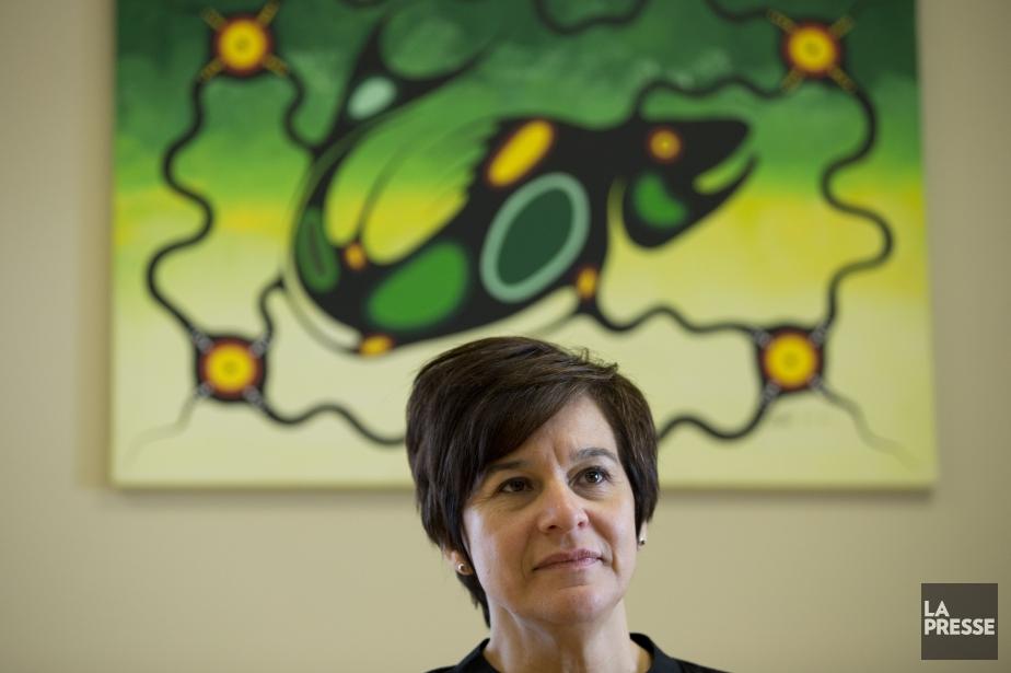 La directrice du Centre d'amitié autochtone de Val-d'Or,... (PHOTO FRANCOIS ROY, ARCHIVES LA PRESSE)