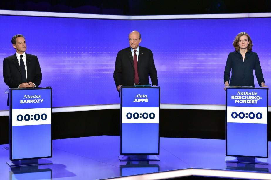 L'ex-premier ministre Alain Juppé semble désormais en perte... (PHOTO Christphe Archambault, REUTERS)