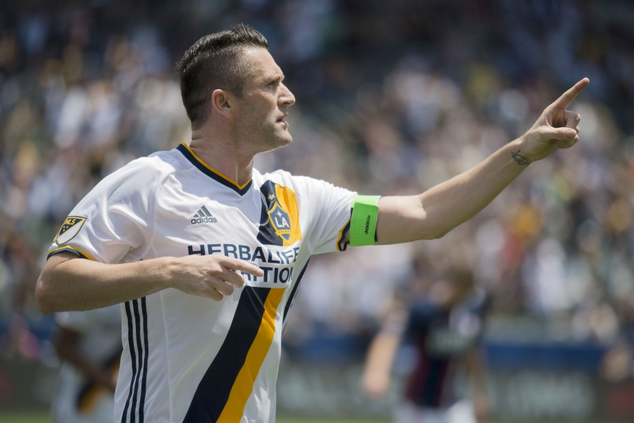 Robbie Keane... (PHOTO Kelvin Kuo, USA Today Sports)