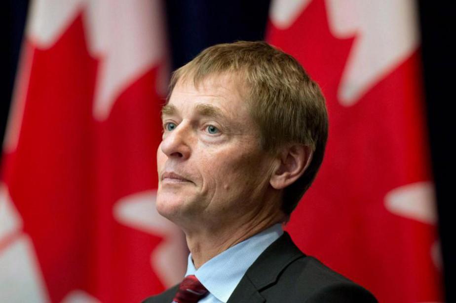 Gregory Taylor,administrateur en chef de la santé publique... (PHOTOAdrian Wyld, archives la presse canadienne)