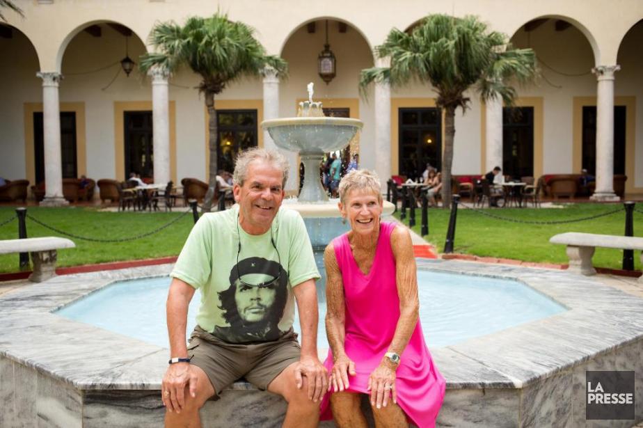 Skellie Morris et Janet Detwiler... (PHOTO MARTIN CHAMBERLAND, LA PRESSE)