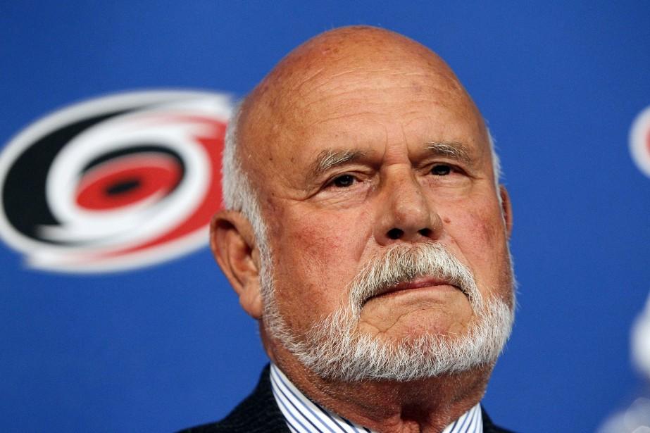 Le propriétaire des Hurricanes de la Caroline, Peter... (Photo AP)
