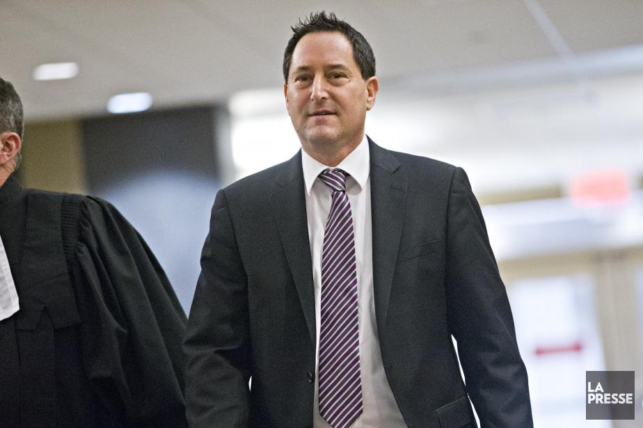 L'ancien maire par intérim de Montréal, Michael Applebaum,est... (Photo Patrick Sanfacon, La Presse)