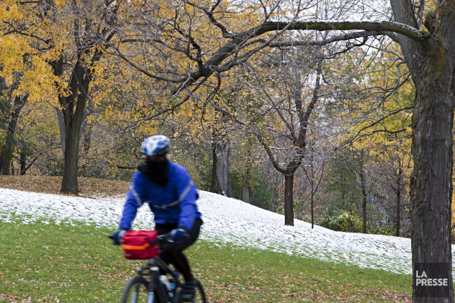 Environnement Canada vient de... (Photo François Roy, archives La Presse)