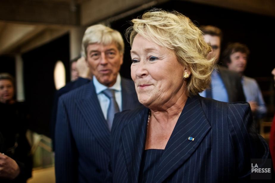 Commentant la décision rendue la veille, l'ex-première ministrea... (PHOTO ANDRÉ PICHETTE, ARCHIVES LA PRESSE)