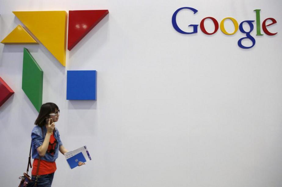 Des 4,5 millions qu'investira Google à Montréal, le... (PHOTOKim Kyung-Hoon, archives reuters)