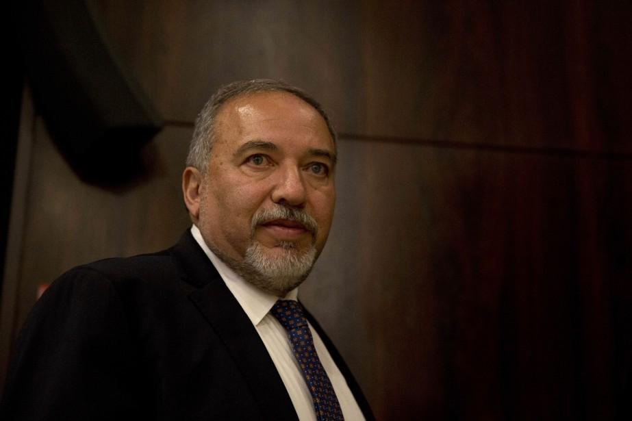 Avigdor Lieberman... (Photo Ariel Schalit, archives Associated Press)