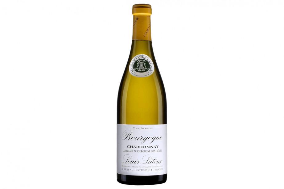 Louis Latour Bourgogne Chardonnay 2014, 19,50$(55533) 13%... (Photo fournie par la SAQ)