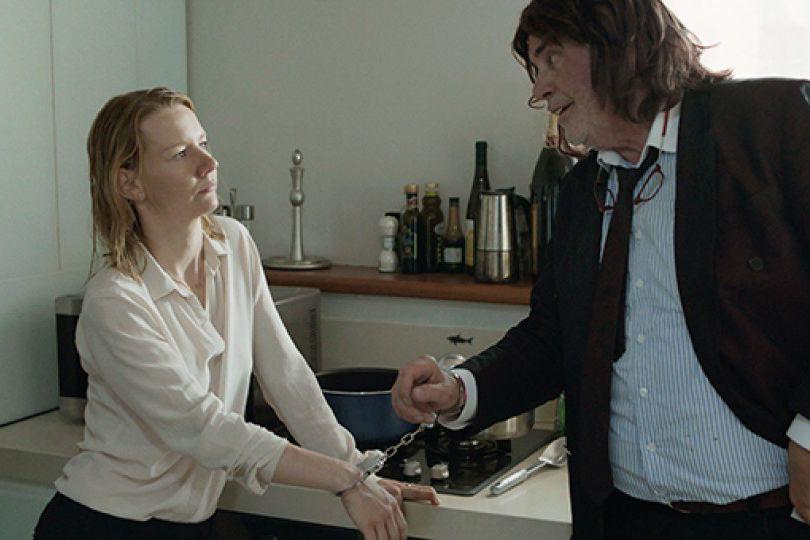 Sandra Hüller et Peter Simonischek dans Toni Erdmann.... (Photo fournie par Komplizen Film)