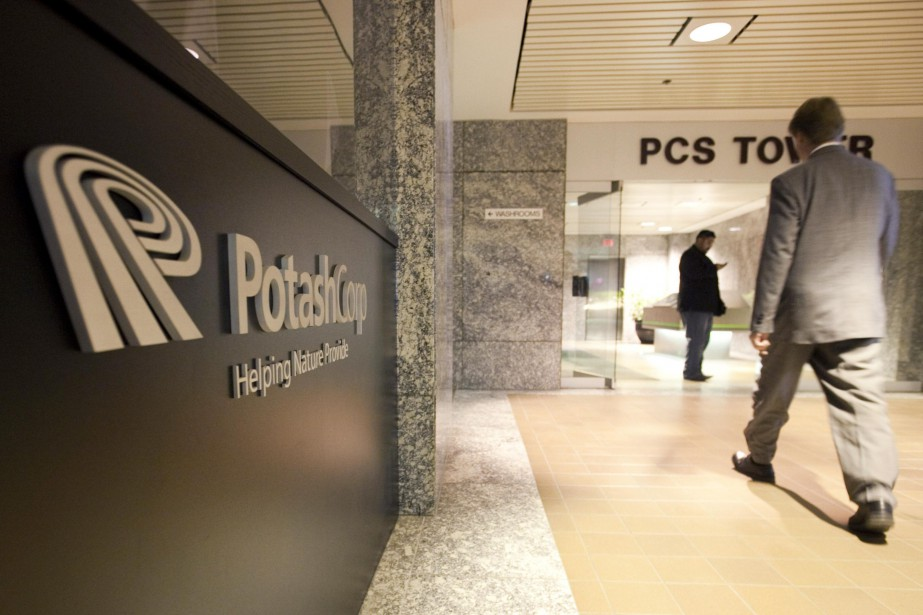 Potash Corporation of Saskatchewan a annoncé mercredi... (PHOTO ARCHIVES REUTERS)
