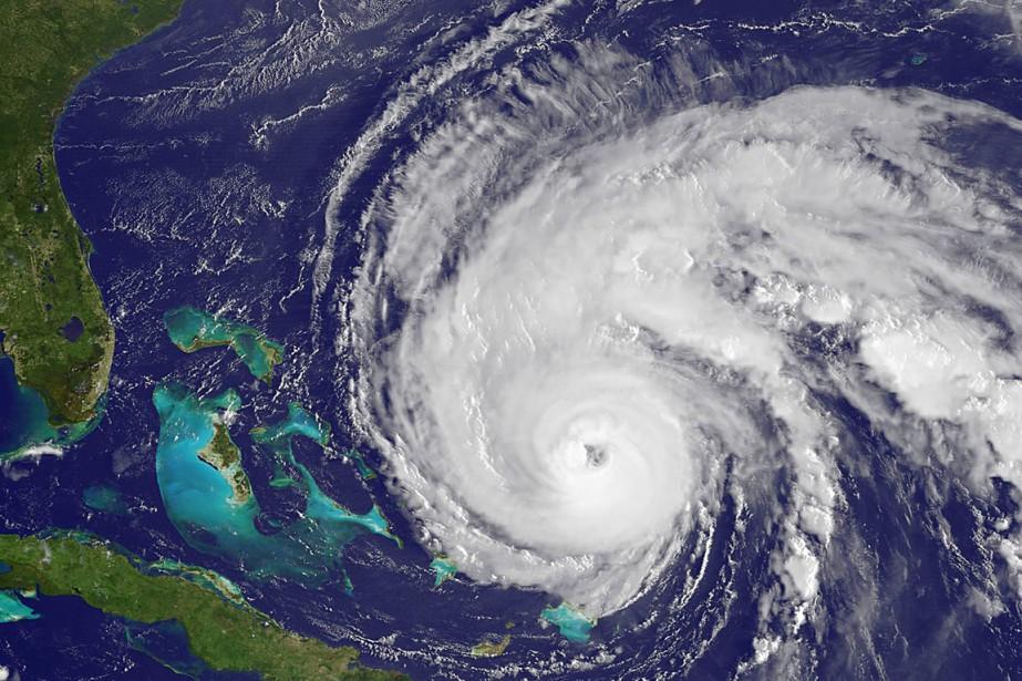 Au fur et à mesure que la planète... (mage: archives NOAA/AFP)