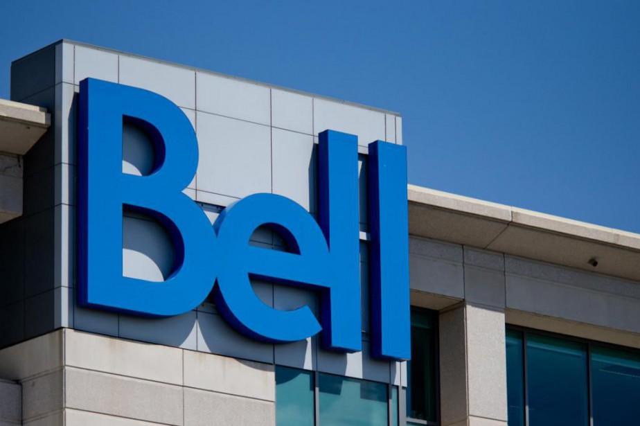 Le réseau internet de Bell a connu un... (Photo David Boily, Archives La Presse)