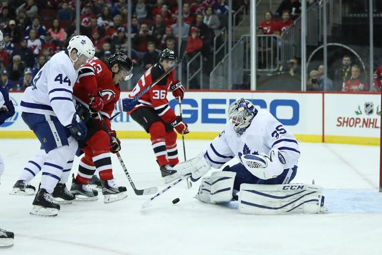 Mike Cammalleri a récolté quatre points à son retour au jeu,... (PHOTO REUTERS)