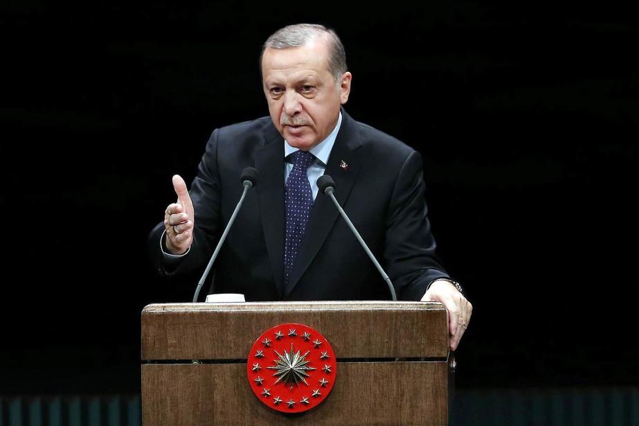 Le gouvernement turc soutient activement l'opposition syrienne qui... (AFP)
