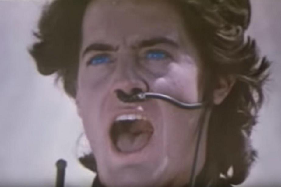 Image tirée du film Dune... (Image tirée d'une vidéo)