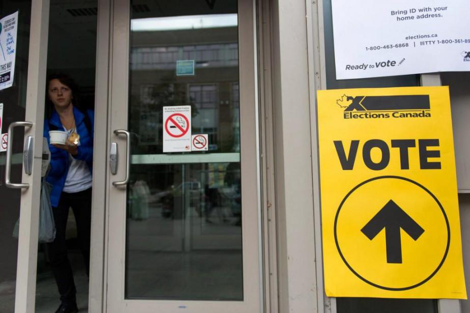 «On devine la division chez les libéraux. Historiquement,... (PHOTO MARTA IWANEK, ARCHIVES LA PRESSE CANADIENNE)