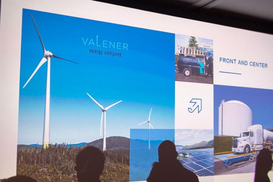 Valener est le véhicule d'investissement pour le public... (PHOTO PAUL CHIASSON, ARCHIVES PC)