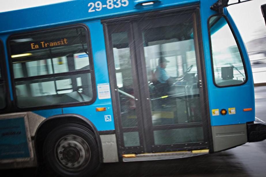 En 2015,la Société de transport de Montréal a... (Photo Patrick Sanfaçon, La Presse)