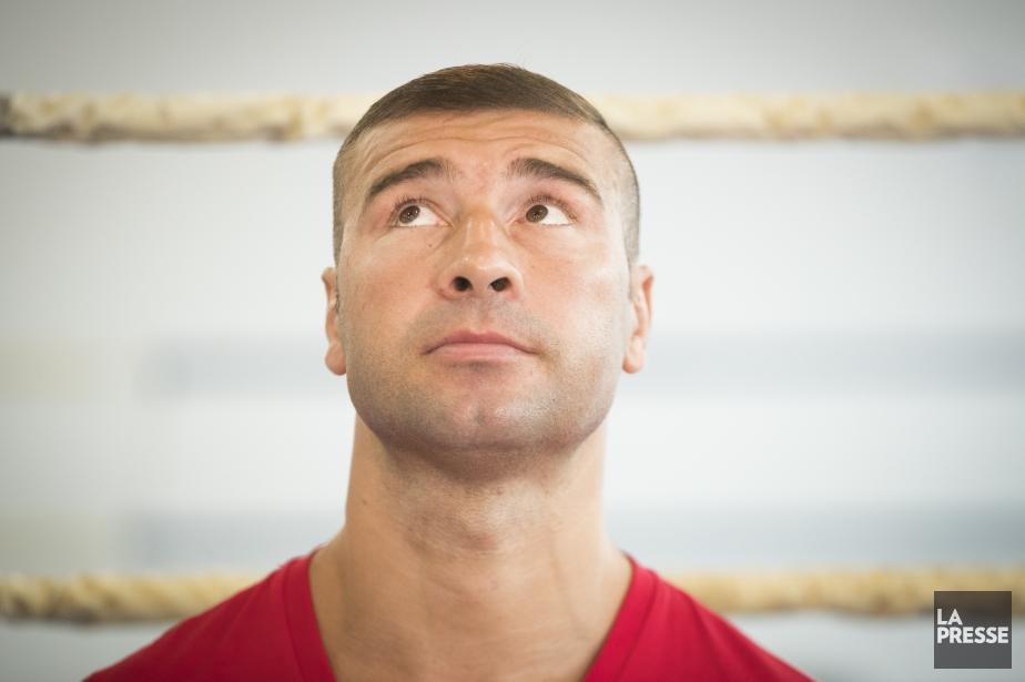 Lucian Buteavait été contrôlé positif à l'ostarine à... (Photo Ivanoh Demers, La Presse)