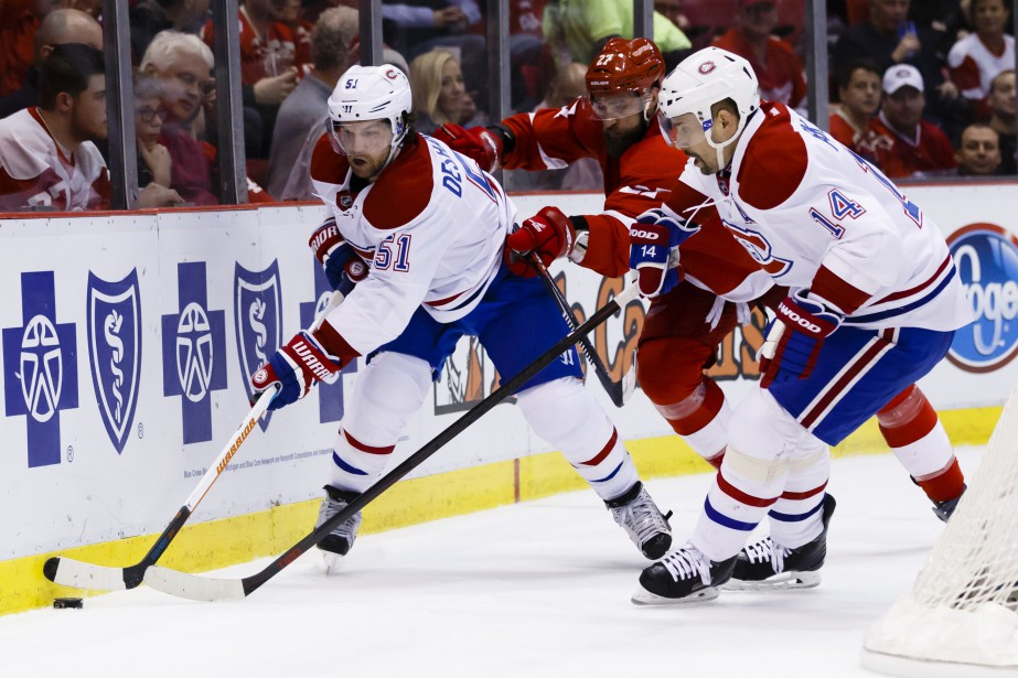 Relisez le clavardage du match Canadien-Red... (Photo archives USA Today Sports)