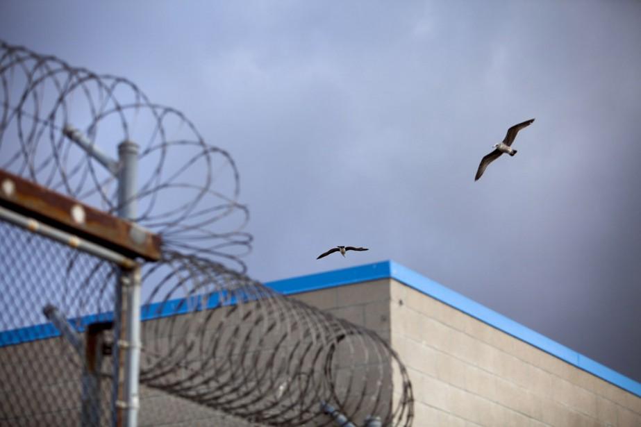 L'incarcération privée aux États-Unis est un marché évalué... (photo Sam Hodgson, archives Bloomberg)