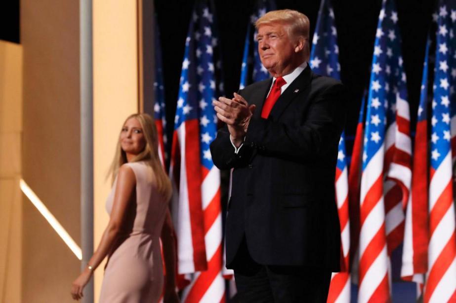 Pour le moment, Donald Trump refuse de placer... (PHOTO REUTERS)