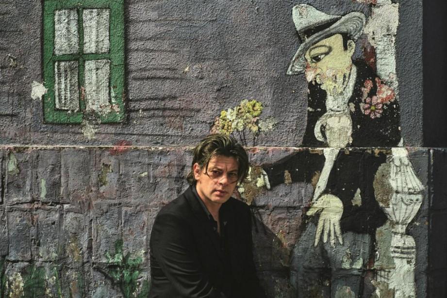 Benjamin Biolay... (Photo Mathias Augustiniak, fournie par Universal Music France)