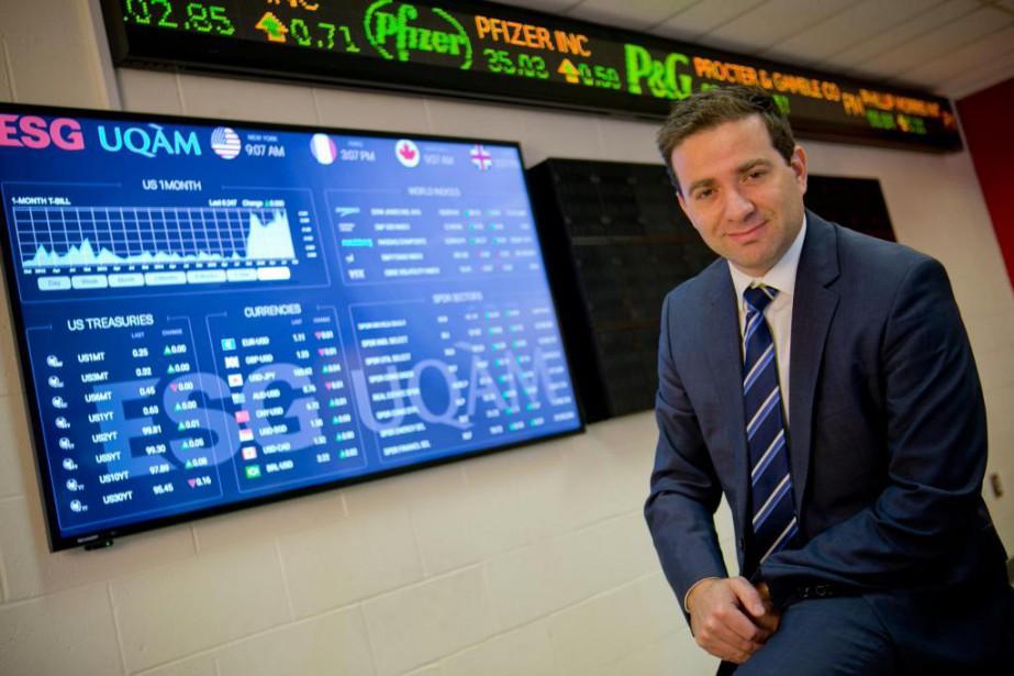 Selon Maher Kooli, professeur de finance à l'ESG... (Photo David Boily, La Presse)
