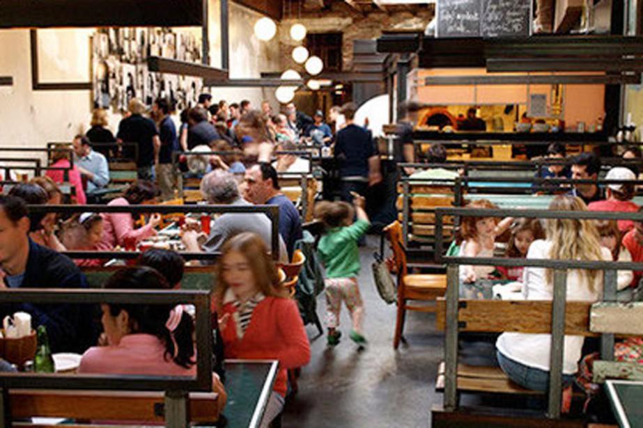 Comet, une pizzeria prisée de Washington, est aujourd'hui... (photo cometpingpong.com)