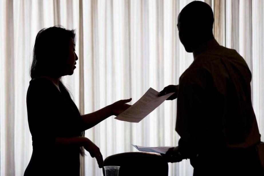 Le droit de travailler en... (PhotoMatt Rourke, Archives Associated Press)