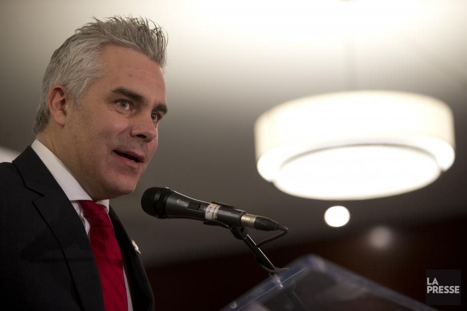 L'entraîneur-chef de l'équipe canadienne de hockey junior,Dominique Ducharme.... (Photo François Roy, La Presse)