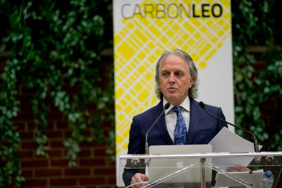 Claude Marcotte, vice-président exécutif au développement chez Carbonleo,... (Photo David Boily, Archives La Presse)
