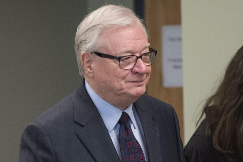 L'ex-maire de Laval,Gilles Vaillancourt.... (Archives La Presse Canadienne)
