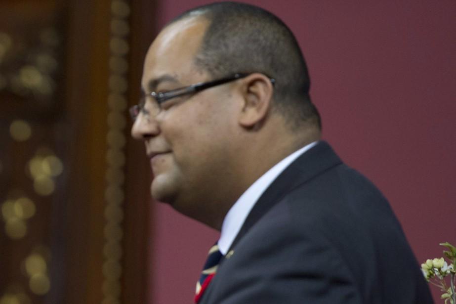 Saul Polo, adjoint parlementaire de la ministre de... (PHOTO archives PC)