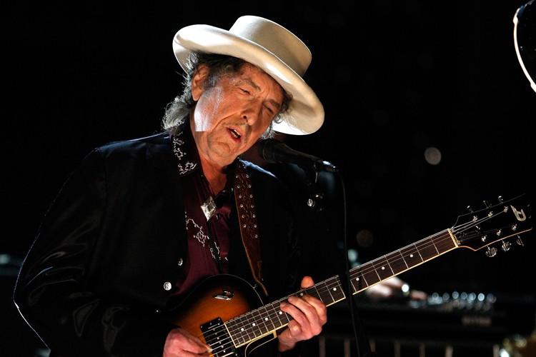 Bob Dylan... (Archives AFP)