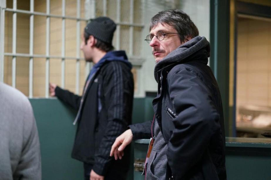 Le film TheBleeder, de Philippe Falardeau, aurait pu... (PhotoSarah Shatz, fournie par la production.)