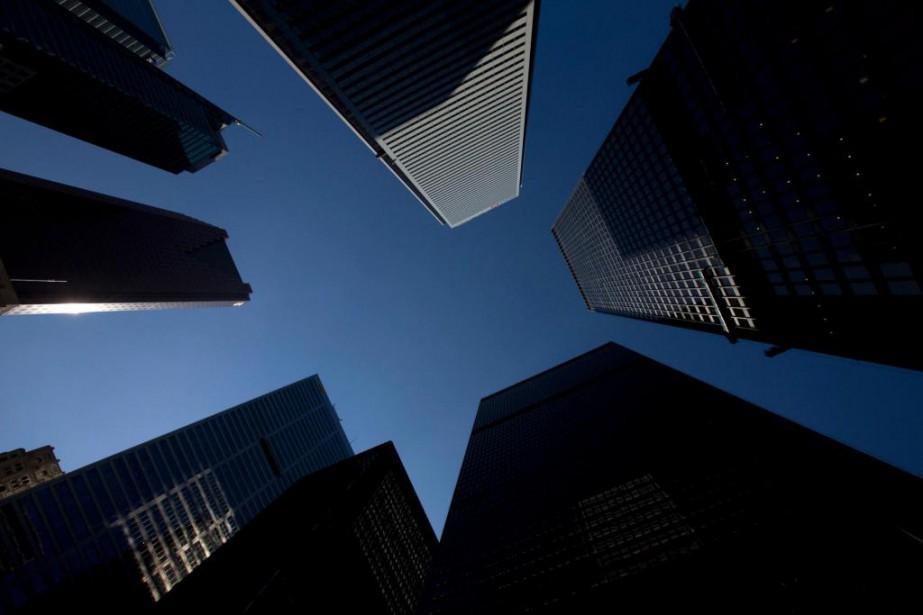 Selon Derek Young, dirigeanten répartition mondiale d'actif chez... (PhotoBrent Lewin, Archives Bloomberg)