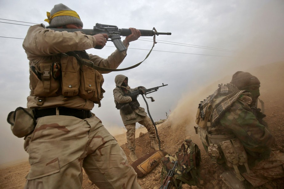 Selon la Mission des Nations unies en Irak,... (photo AHMAD AL-RUBAYE, archives Agence france-presse)