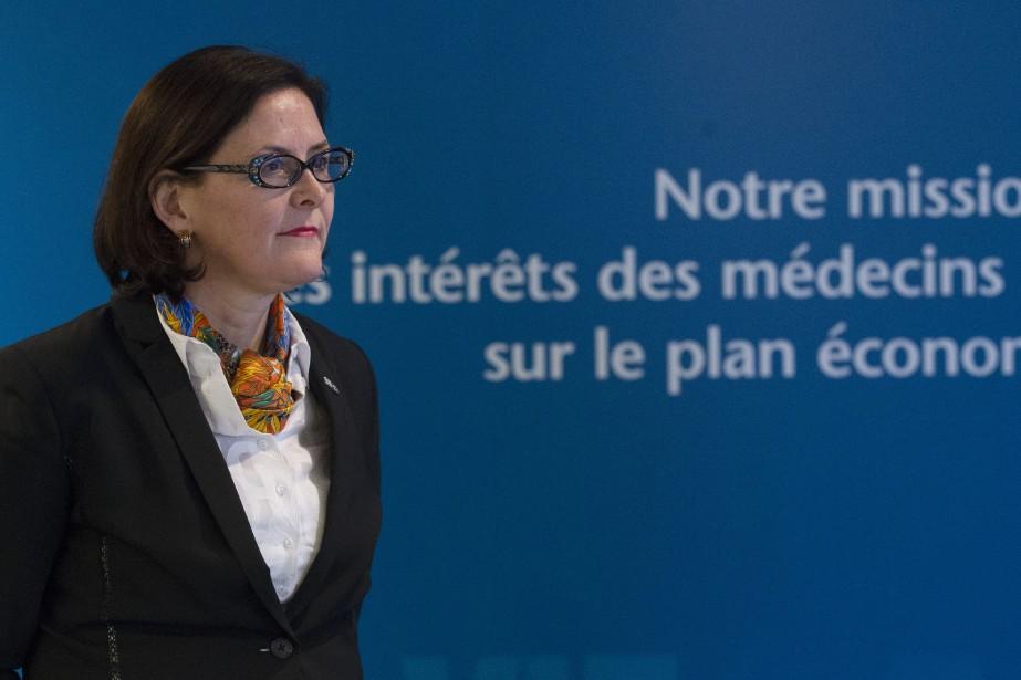 Dans une conférence de presse tenue cet après-midi,... (Photo Ivanoh Demers, La Presse)