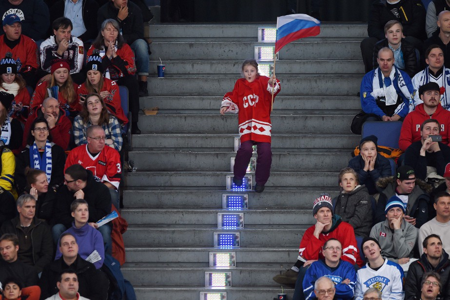Le Mondial junior s'est déroulé à Helsinki, en... (PHOTO Sean Kilpatrick, archives PC)