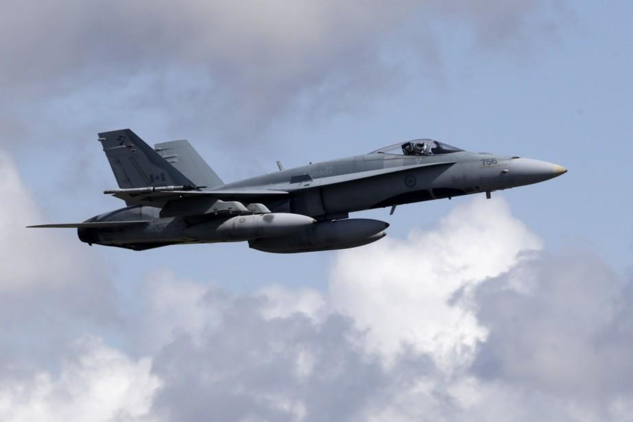 Le ministère de la Défense affirme que les... (PHOTO Ints Kalnins, ARCHIVES REUTERS)