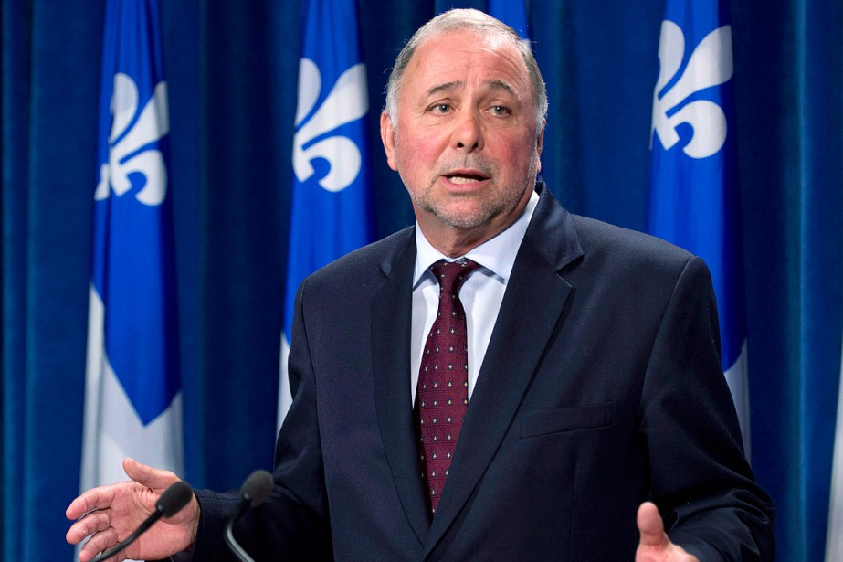 Or, la réforme de Pierre Paradis (photo) fait... (Jacques Boissinot, archives PC)