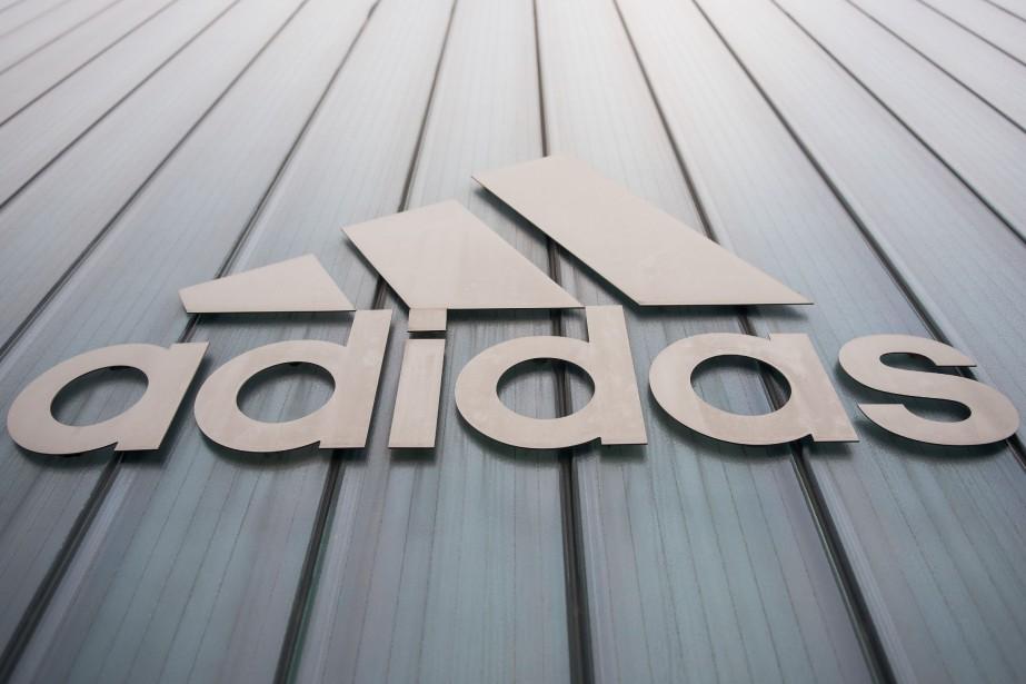 Le géant allemand Adidas a annoncé vendredi... (Photo Lukas Barth, archives AFP)
