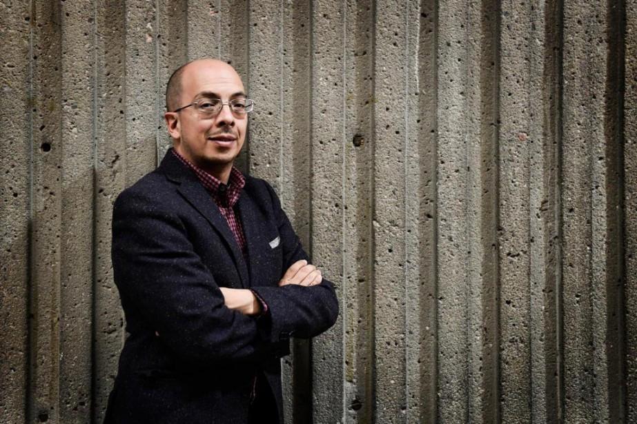 Comme artiste mexicain, comme citoyen du monde qui... (Photo Bernard Brault, La Presse)