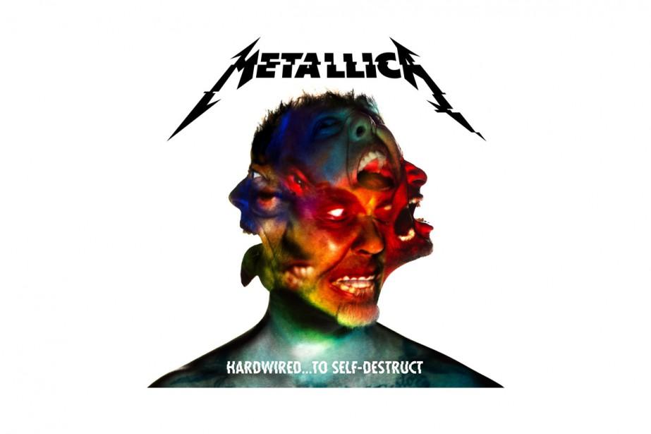 Hardwired... to Self-Destruct, de Metallica... (Image fournie par Blackened)
