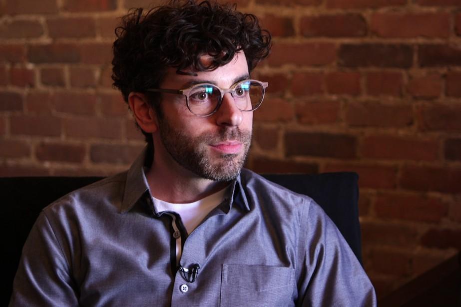 Vincent Quesnel, sexologue clinicien et psychothérapeute.... (Photo tirée d'une vidéo)