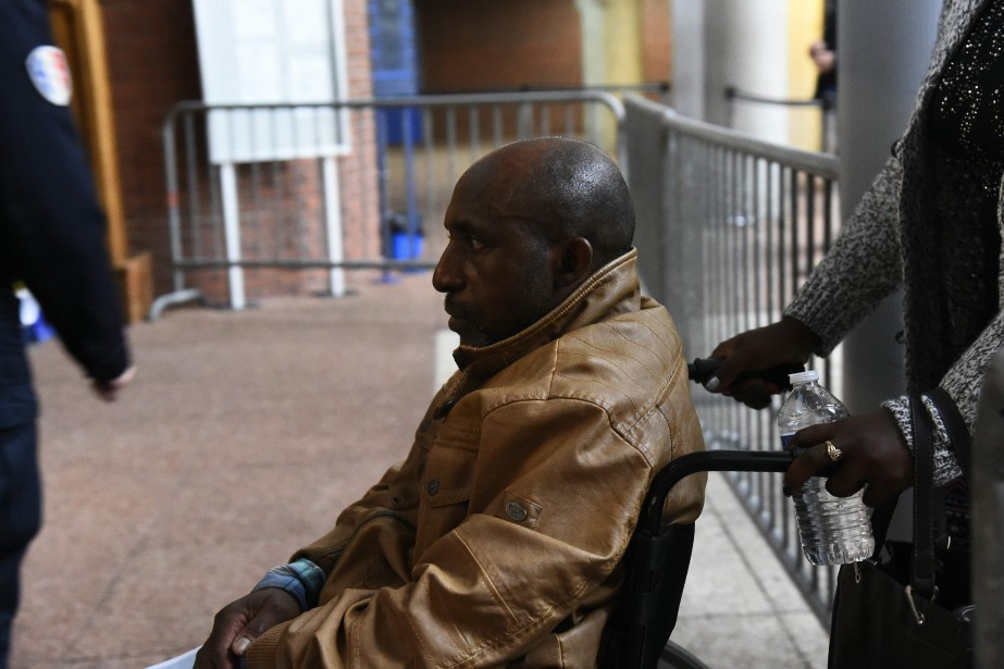 Pascal Simbikangwa... (PHOTO BERTRAND GUAY, ARCHIVES AFP)