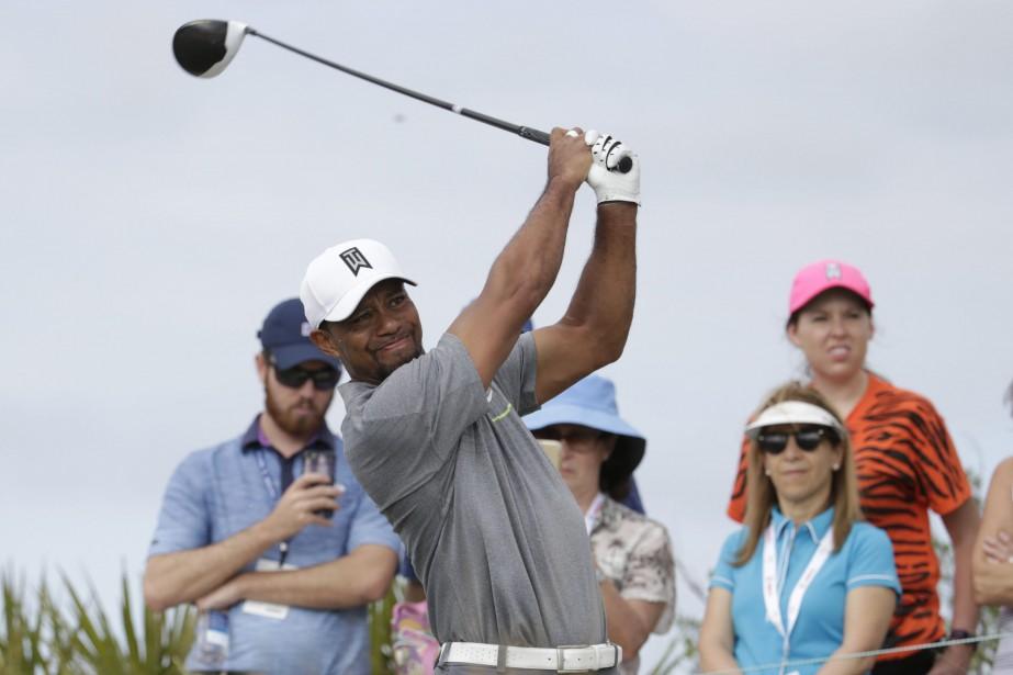 Tiger Woods... (PHOTO Lynne Sladky, AP)