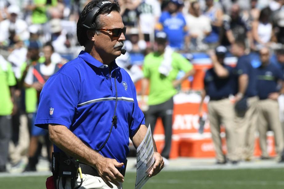 Jeff Fisher... (PHOTO Richard Mackson, USA TODAY Sports)