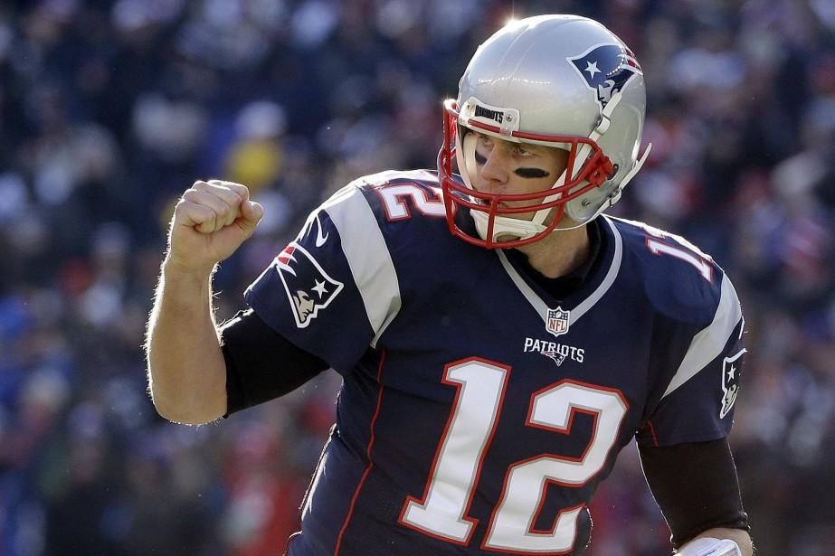Tom Brady... (Photo AP)